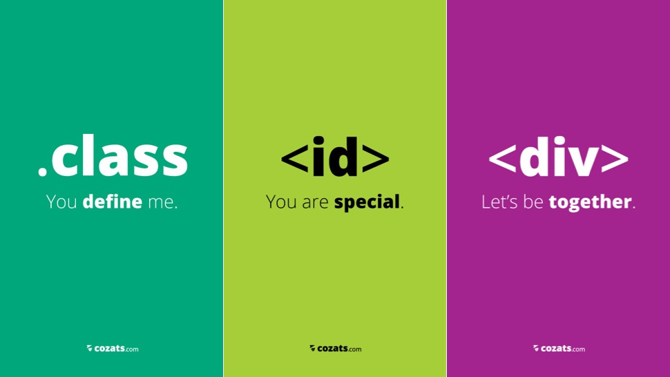 HTML greeting cards